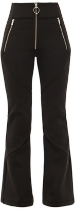 Holden Zipped Soft-shell Ski Trousers - Black