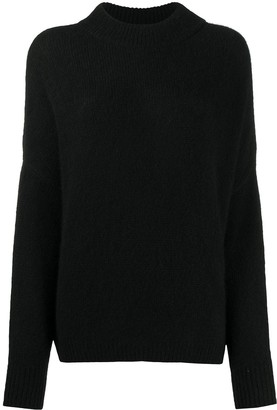 Dusan Relaxed Crew-Neck Cashmere Jumper
