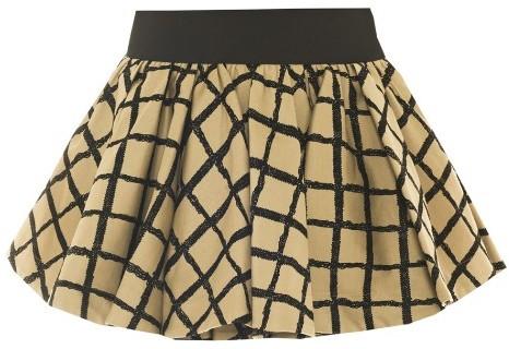 Rag and Bone RAG & BONE Daisy check mini skirt