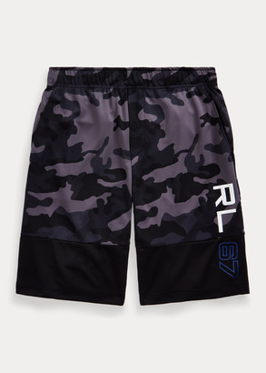 Ralph Lauren Camo Performance Jersey Short
