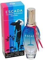 Escada Island Kiss for Women- EDT Spray (Limited Edition)