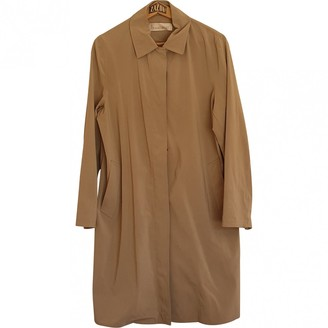 Ramosport Beige Polyester Coats