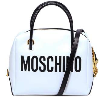 Moschino Mini Logo Print Tote Bag