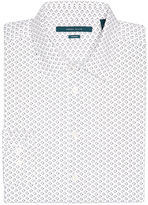 Perry Ellis Non-Iron Staggered Rectangle Shirt