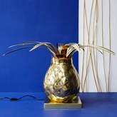 Saint Tropez Marinette Pineapple Finial Lamp - Brass