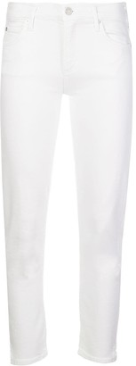 AGOLDE High-Rise Cropped Jeans