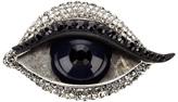 Lanvin Eye brooch