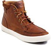 Polo Ralph Lauren Tedd Leather Sneaker Boots