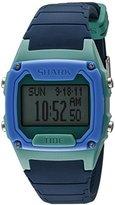 Freestyle Unisex 10022917 Shark Classic Tide Digital Display Japanese Quartz Black Watch