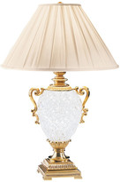 Decorative Crafts Brass Crystal Lamp