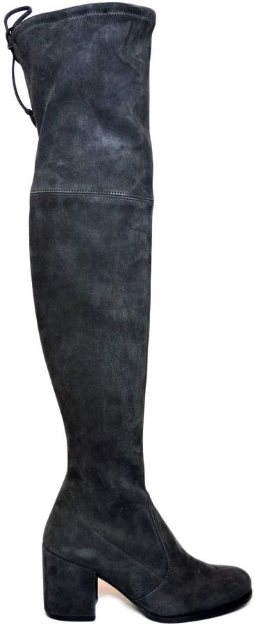 Stuart Weitzman Thigh-length Over-the-knee Boots