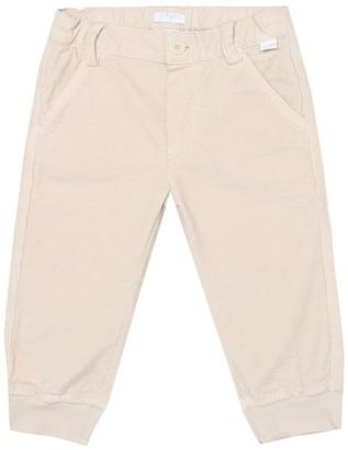 Il Gufo Baby stretch-cotton corduroy pants