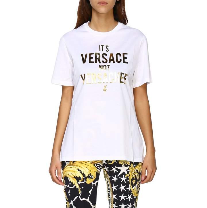 versace shirt womens