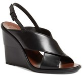 Tory Burch 'Gabrielle' Slingback Wedge (Women)