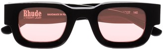Thierry Lasry x Rhude Rhevision 101 square-frame sunglasses