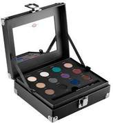 Make Up For Ever Studio Case ~ a Set of 12 Artist Shadows, a Step-by-step Guide, and a Full-size of the Artist Liner for Creating Four Holiday Eye Looks. by N/A