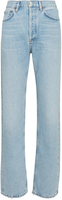 AGOLDE Lana Straight-Leg Jeans