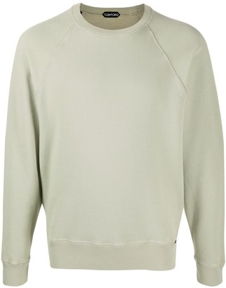 Tom Ford Raglan Sleeves Sweatshirt
