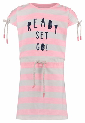 Noppies Girl's G Dress Ss Redland Str