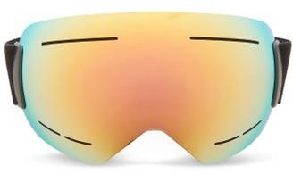 Fusalp Pace Eyes Ii Ski Mask - Gold