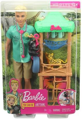 Mattel Barbie(R) Wildlife Vet Doll
