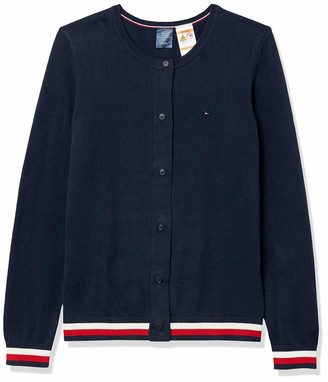 Tommy Hilfiger Women's Adaptive Cardigan with Magnetic Buttons