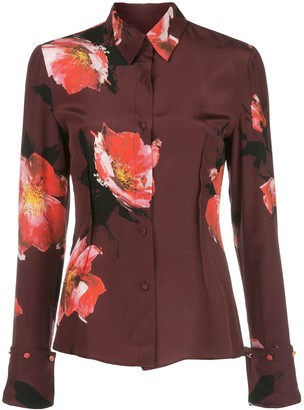 Altuzarra Bettie silk shirt