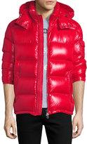 Moncler Maya Shiny Puffer Jacket