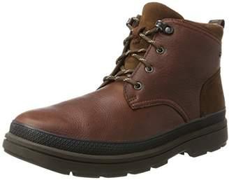 Clarks Men's RushwayMid GTX Classic Boots, Brown (British Tan Lea -)