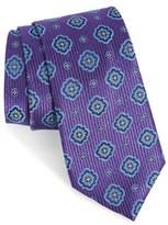 Nordstrom Men's Purdy Medallion Silk Tie