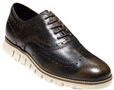 Cole Haan Wing Brogue Leather Oxford Sneakers