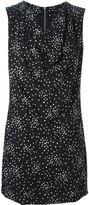 Saint Laurent 'Benitier' mini dress - women - Silk/Viscose - 40
