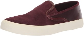 Sperry Men's Captain's Slip On Leather Sneaker