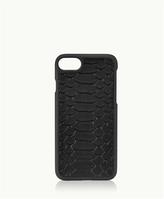 GiGi New York iPhone 7 Hard-Shell Case Embossed Python