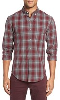 Bonobos Men's Second Beach Slim Fit Plaid Sport Shirt