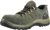 Eclimb Shoes Men's Lace Up Steel Toe Safety Athletic Shoes