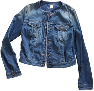 BOSS ORANGE Blue Denim - Jeans Jacket for Women