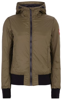 Canada Goose Dore Hooded Bomber Jacket