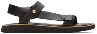 Rag & Bone Black Parker Sandals