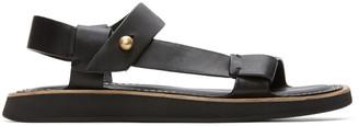 Rag & Bone Black Parker Sandals