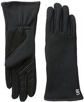 URBAN RESEARCH U|R Women's Active Stretch Touchscreen Glove