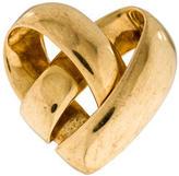 Van Cleef & Arpels Knotted Heart Pendant