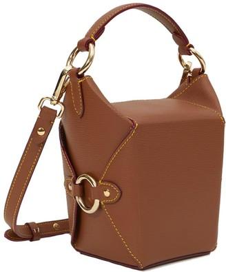 Jeff Wan Bucket Bag Saddle Lunch Box 11
