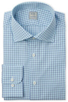 Ike Behar Blue Frost Dress Shirt