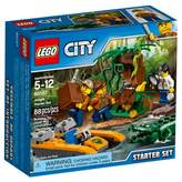 Lego ; City Jungle Explorers Jungle Starter Set 60157