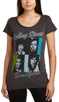 Amplified Women's Rolling Stones Some Crew Short Sleeve T-Shirt