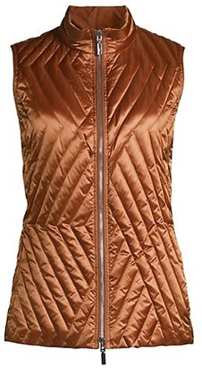 Lafayette 148 New York Reversible Bellamy Vest