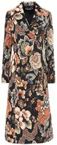 Stella McCartney jacquard tapestry vivienne coat