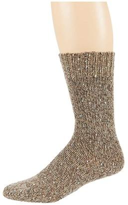 Falke Casual Feel Boot Sock (Pinecone) Women's Crew Cut Socks Shoes