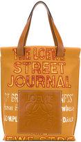 Loewe Street Journal tote